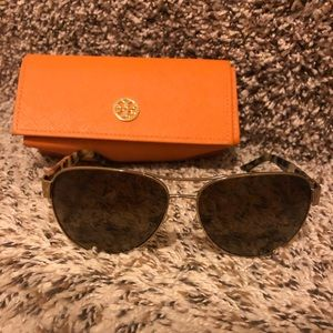 NWOT! Rare & Gorgeous Tory Burch Sunglasses!